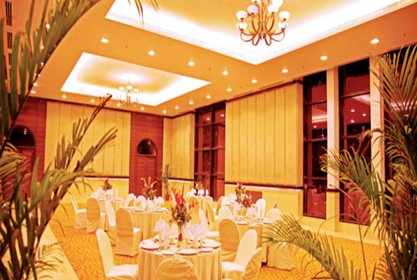 Banquet Hall At Goa Country Club