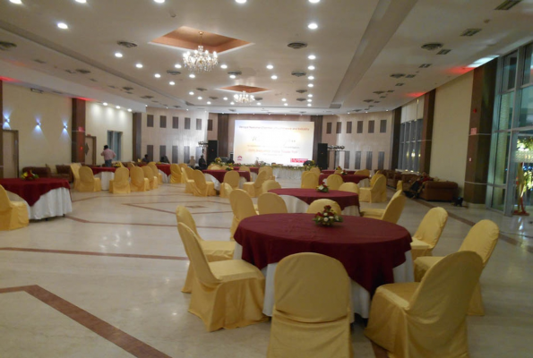 Photos The Tulip Banquet Hall At Pc Chandra Garden In Kolkata Dhapa Venuelook