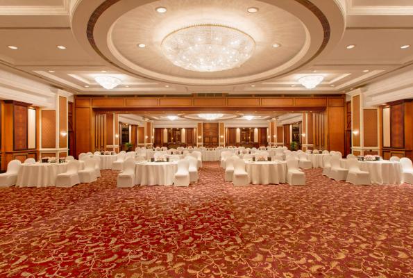 Ballroom At Taj Lands End Mumbai In Mumbai Bandra West