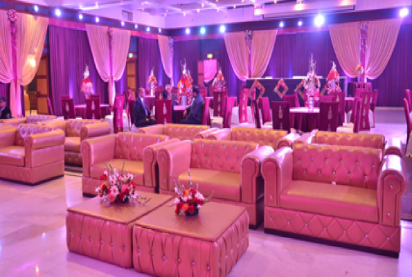 banquet hall at hotel s r palace in agra agra photos get free rh venuelook com