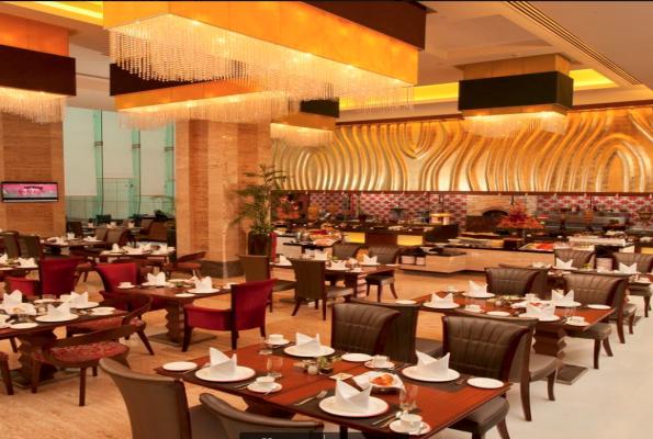 The Creative Kitchen Of Radisson Blu Hotel Nagpur In Wardha