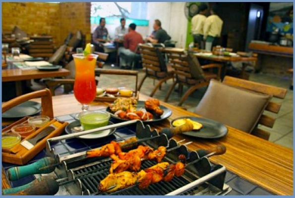 Barbeque Nation In Delhi Connaught Place Photos Get