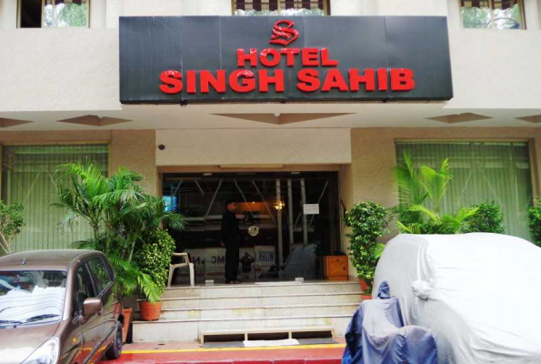 Hall 1 At Hotel Singh Sahib In Delhi Karol Bagh Photos