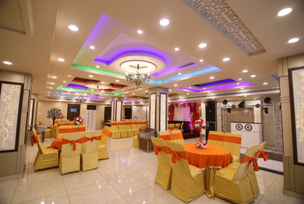 Celebration Banquet Hall At Hotel Golden Tree