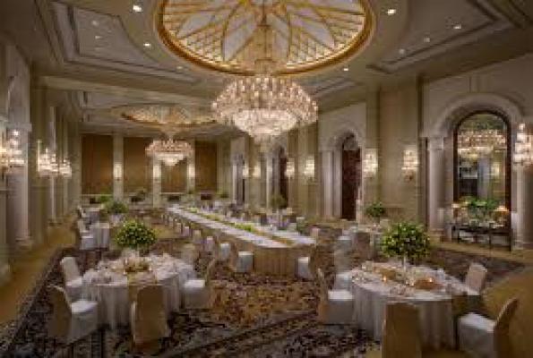 Grand Ballroom At The Leela Palace Chennai In Chennai Mrc