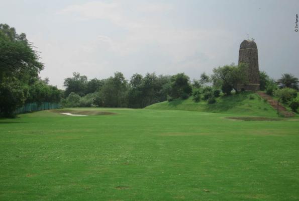 Terrace At Noida Golf Course