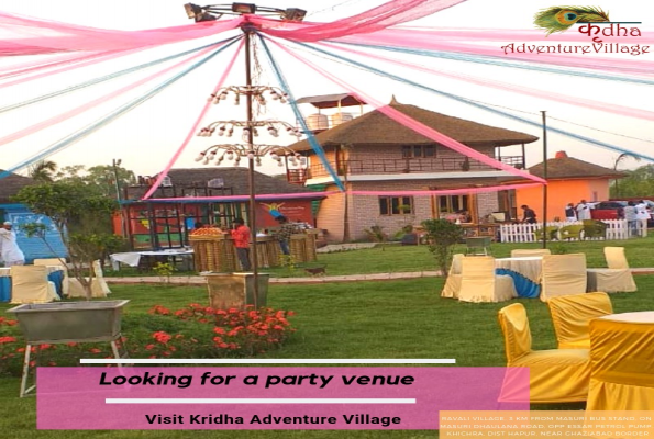 List of Best Pool Party With DJ Venues In Ghaziabad / Party