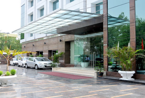 Hotel Grand Venizia In Delhi  Model Town