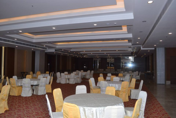 Chrome Banquet at Hotel Sewa Grand