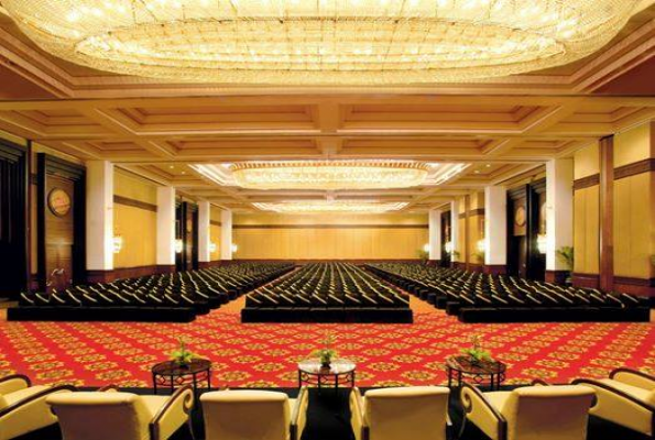 Powai Ballroom B1 B2 B3 At Renaissance Convention Centre Hotel