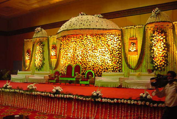 Hall At Palai Jyoti Banquet