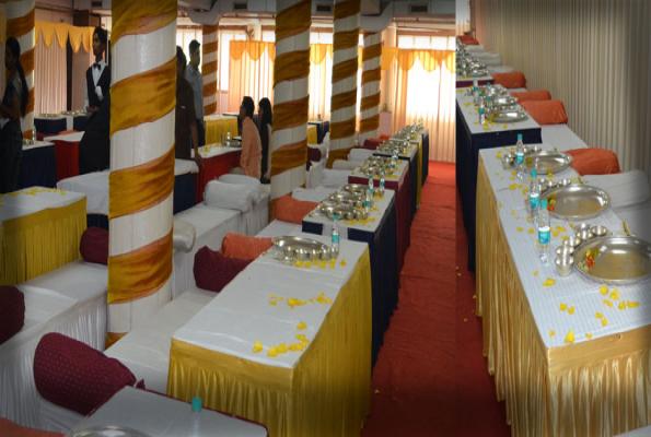 Banquet Hall At Hotel Rangsharda In Mumbai Bandra West