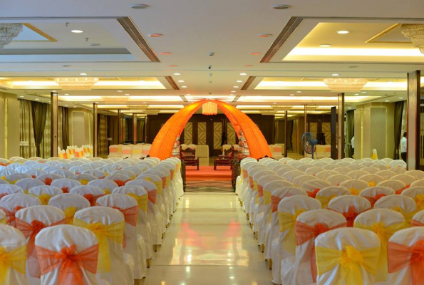 Terrace Catering: Crystal Room & Crystal Terrace & Reception Terrace At