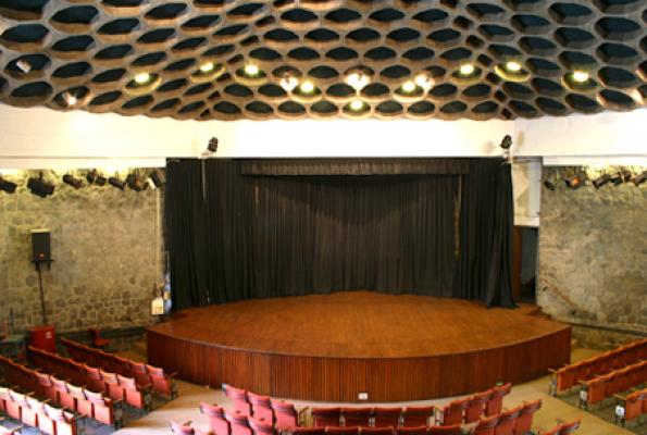 C D Deshmukh Auditorium At India International Centre In
