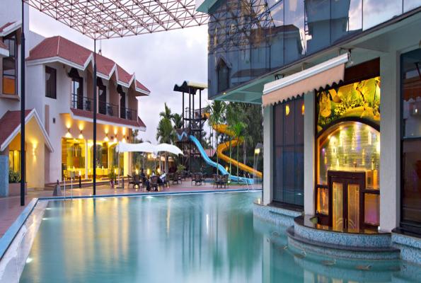 Escuela de posgrado río cigarrillo  Senate of Clarks Exotica Resort & Spa in Sadenahalli, Bangalore - Photos,  Get Free Quotes, Reviews, Rating | Venuelook
