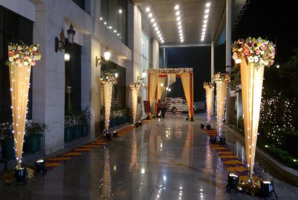 Maharana At Banana Tree Hotel And Banquets In Ghaziabad Sahibabad