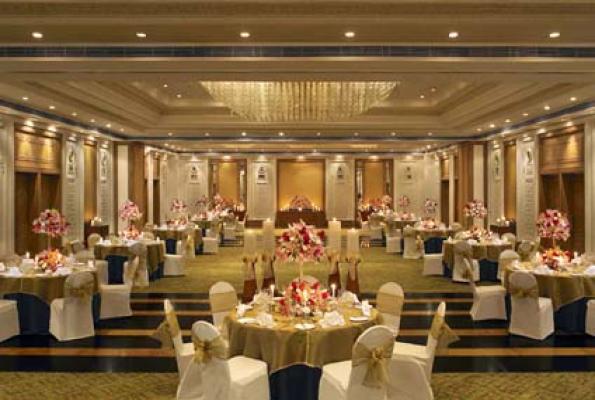 Sapphire Ballroom I At Hyderabad Marriott Hotel