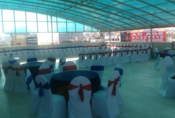Rooftop At Genx Banjara Hills Hotel In Hyderabad Banjara