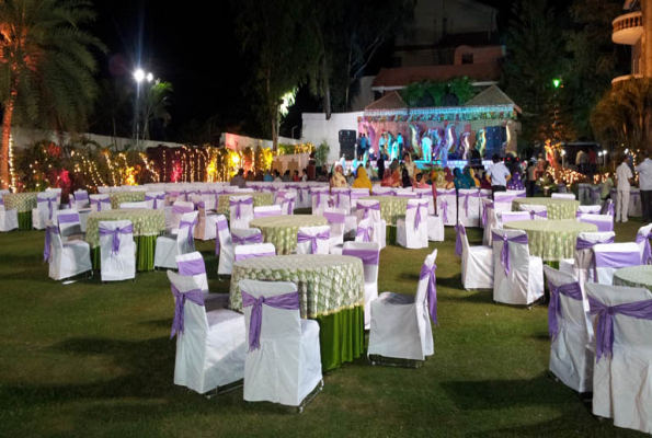 Begumpet - PARTY VENUES IN HYDERABAD