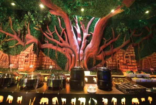 Jungle Jamboree Restaurant In Delhi Rajouri Garden