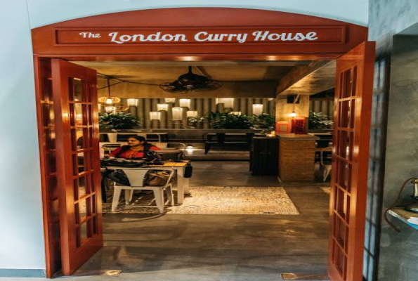 the london curry house in bangalore  kr puram