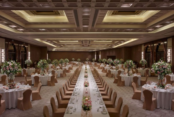 Rajendra Hall I At Itc Grand Chola Hotel In Chennai Guindy Photos Get Free Quotes Reviews