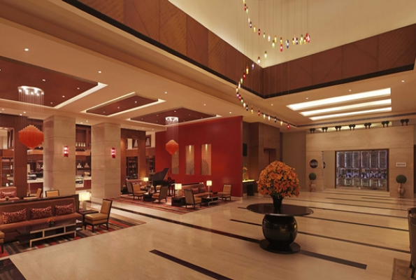 Casablanca 2 Of Hotel Double Tree In Sector 56 Gurgaon